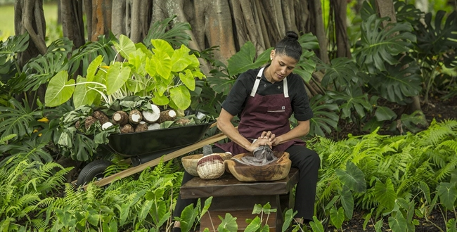 Banyan Tree Chef Bella Toland